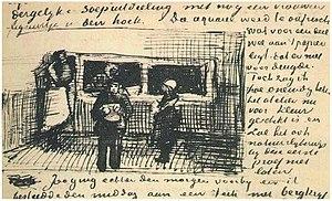 The Public-Soup-Kitchen F272 Vincent van Gogh
