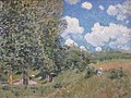 The Road from Versailles to Saint-Germain by Alfred Sisley, 1875, Getty Center.JPG