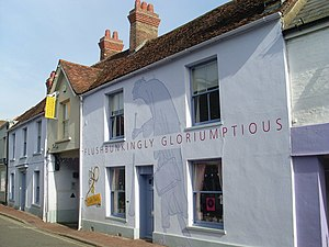 Great Missenden - The Roald Dahl Museum and Story Centre, located at 81–83 High Street, Great Missenden