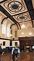 The Royal College of Physicians and Surgeons, Glasgow 04 - ceiling of College Hall.jpg