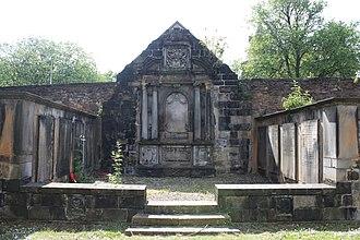 Robert Scott Moncrieff - The Scott Moncrieff graves, Greyfriars Kirkyard