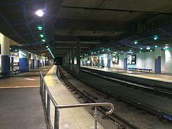 The Star light rail station.JPG