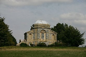 Euston Hall - The Temple