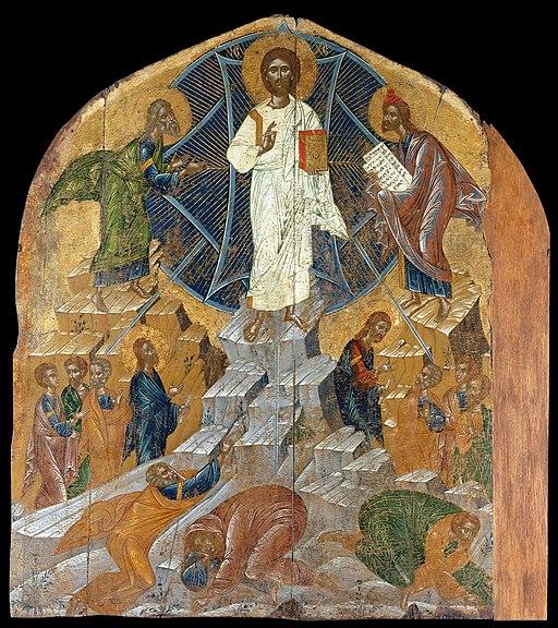 The Transfiguration - Google Art Project (715792)