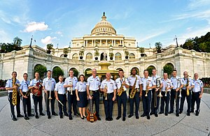 United States Air Force Band - The Airmen of Note is the premier jazz ensemble of the United States Air Force.
