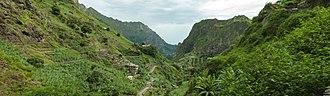 Paul, Cape Verde - The Paul Valley on Santo Antão