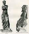 The Venus of Melos (Now in the Louvre) The Nike of Paeonius found at Olympia - Mahaffy John Pentland - 1890.jpg