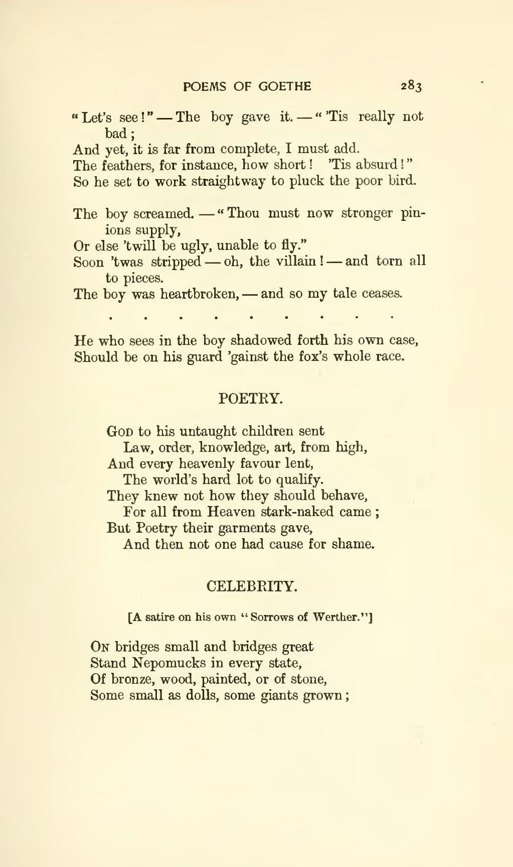 Page The Works Of J W Von Goethe Volume 9 Djvu 317 Wikisource