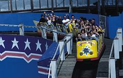 Roller Coaster (Great Yarmouth Pleasure Beach)