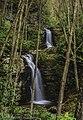 The double waterfalls of Gentry Creek. (28184519238).jpg