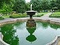 The fountain in Manor Park, Sutton.jpg