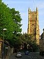 The tower of the parish church - geograph.org.uk - 797405.jpg