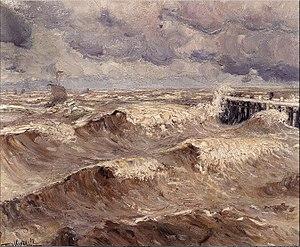 Theodoor Verstraete - High Tide