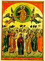 Theophanes the Cretan - The Ascension - WGA22198.jpg