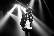 Theophilus London at Fri-Son in Fribourg, Switzerland (2010)