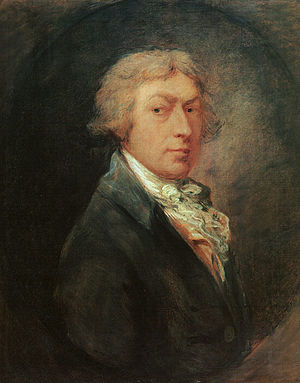 Thomas Gainsborough - Self-Portrait - WGA08421