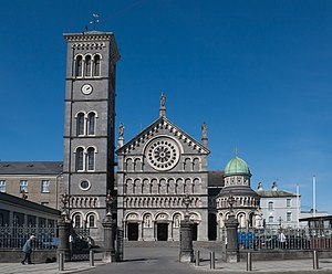 Thurles Cathedral South Facade II 2012 09 06.jpg