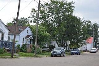 Thurston, Ohio Village in Ohio, United States