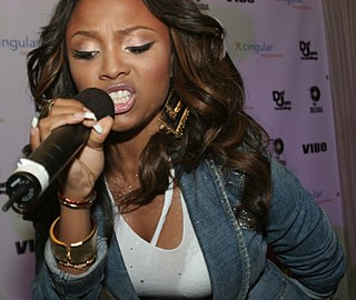 Teairra Marí American singer-songwriter, dancer, and actress from Michigan