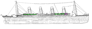 Titanic side plan with lifeboats.png