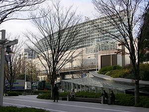 東京国際フォーラム's relation image