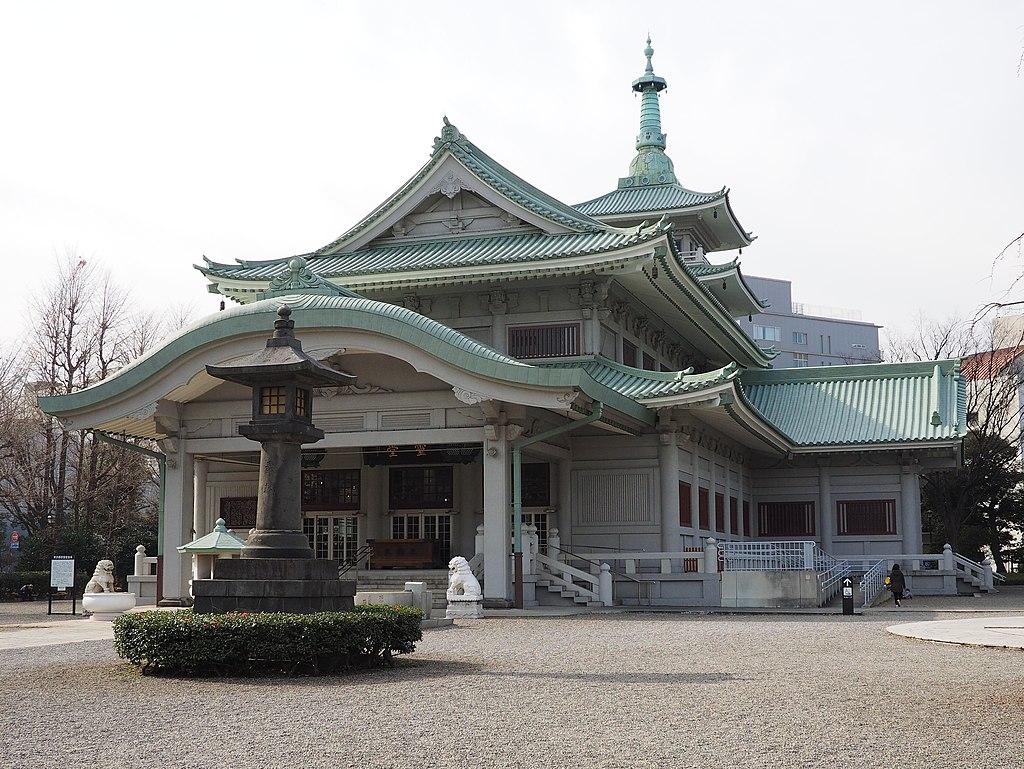 Tokyo Metropolitan Memorial Hall January 2019
