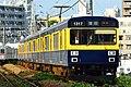 Tokyu 1000 series T.K.K. style 1017F 20160901.jpg