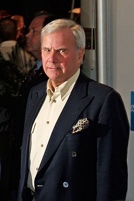 Brokaw in 2007