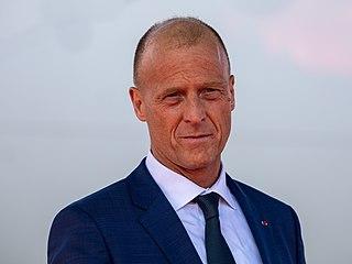 Tom Enders German businessman