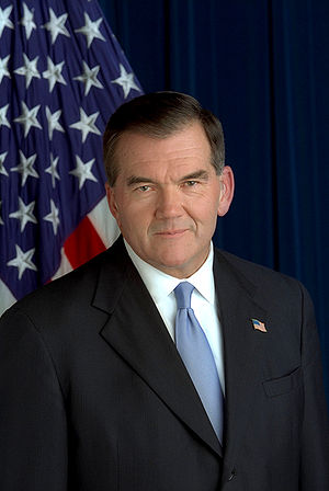 Tom Ridge, former Secretary of Homeland Security.