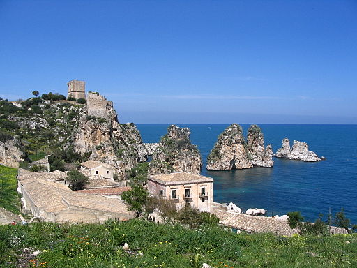 Tonnara di Scopello