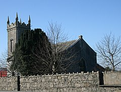 Former Church of Ireland church on Toomevara Main St