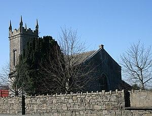 Toomevara - The former Church of Ireland church on Toomevara Main St
