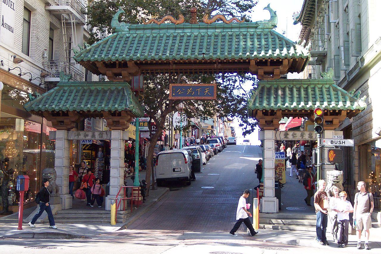 Chinatown - Wikiwand