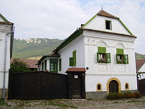 Hungarians in Romania - Image: Torocko