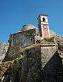Torre del rellotge de la fortalesa vella de Corfú.JPG
