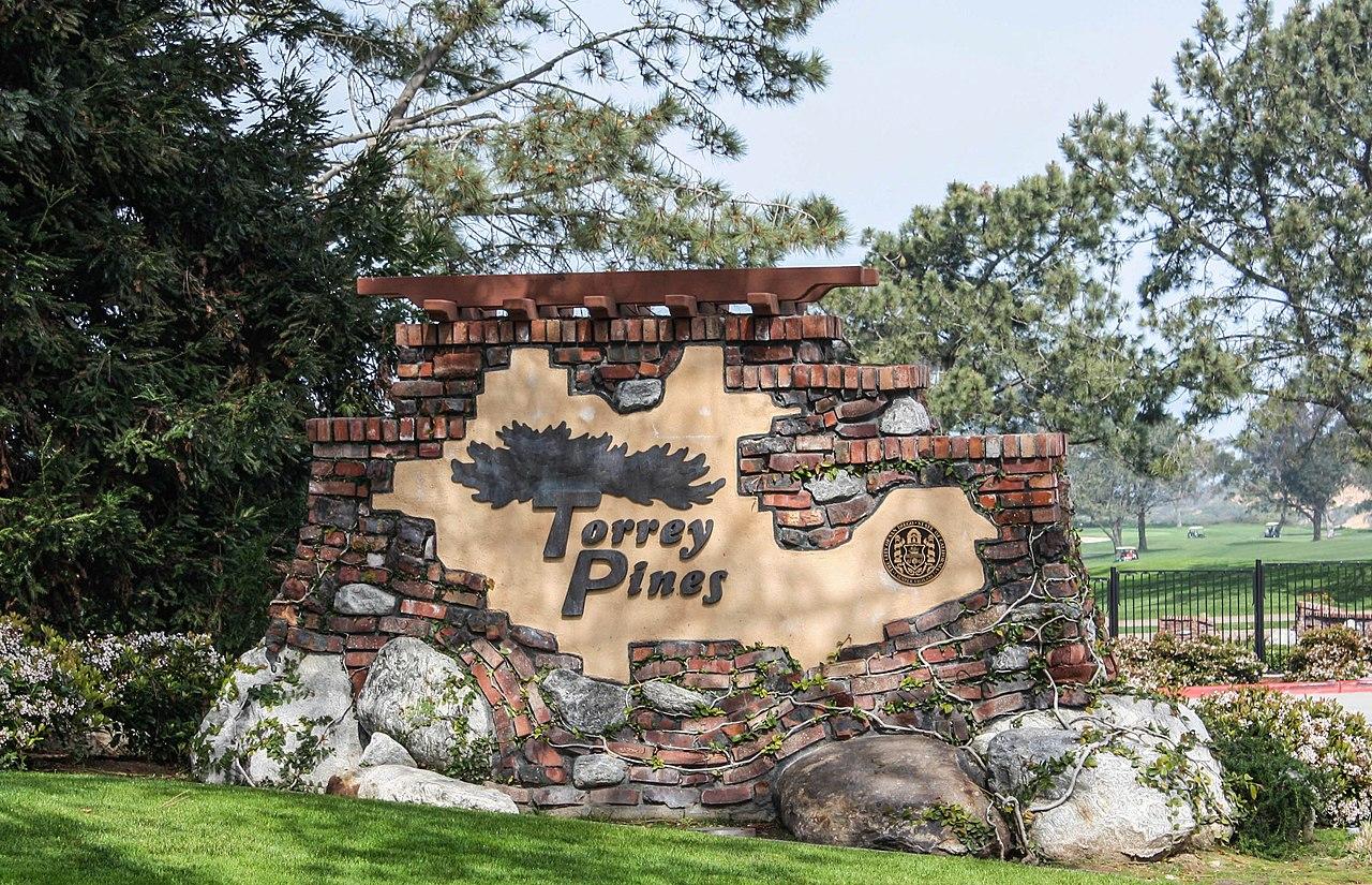 Filetorrey pines golf course plaqueg wikimedia commons filetorrey pines golf course plaqueg publicscrutiny Gallery
