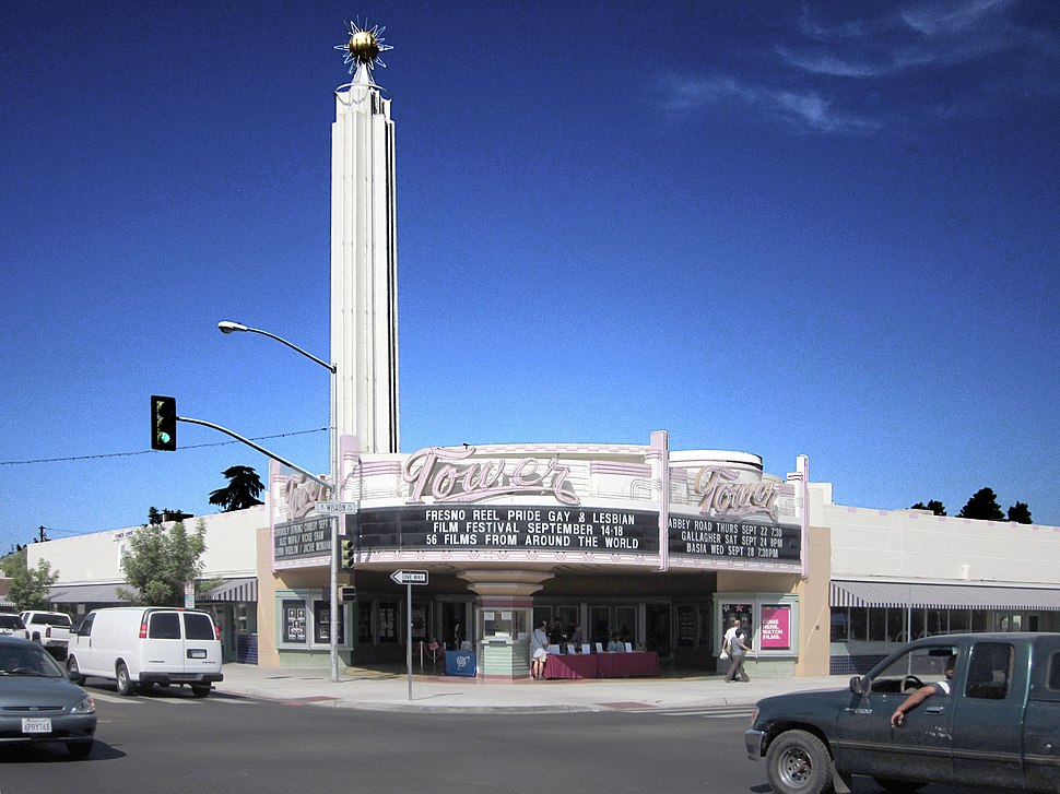 Tower Theatre Fresno 2