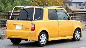 Toyota bB - bB Open Deck