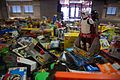 Toys for Tots sorting in North Charleston (15903723627).jpg