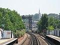 Tracks east of Deptford station - geograph.org.uk - 1498390.jpg