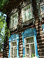 Traditional Wooden House - Tomsk - Siberia - Russia 01.JPG