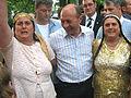 Traian Basescu la Festivalul Rromilor, Romania 2009.jpg