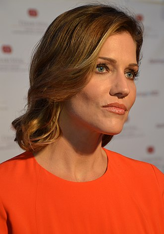 Tricia Helfer - Helfer in May 2014