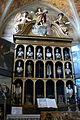 Triest Kathedrale - Kapelle 1364 Reliquien und Sergiuslanze.jpg
