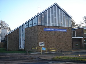 Trinity URC Church: a United Reformed church i...