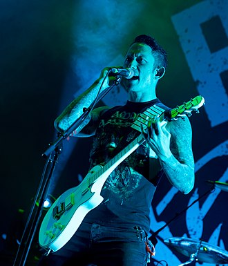 Matt Heafy - Heafy at Reload Festival 2017