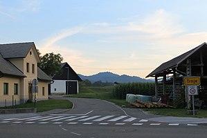 Trnje, Škofja Loka - Image: Trnje, Škofja Loka, Slovenia
