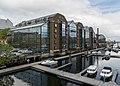 Trondheim Radisson Blu, Southeast view 20150605 1.jpg