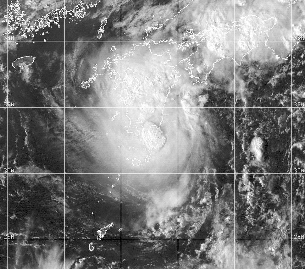 Tropical Storm Zia 1999